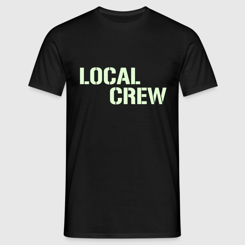 Local Crew - Männer T-Shirt
