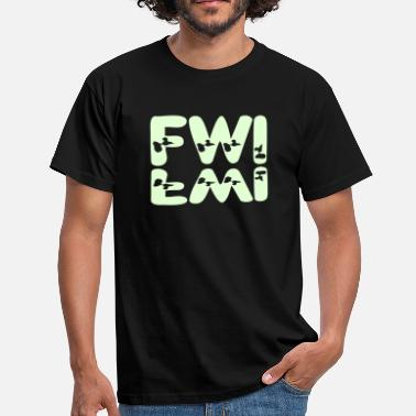 French West Indies gwada guadeloupe fwi map - T-shirt Homme