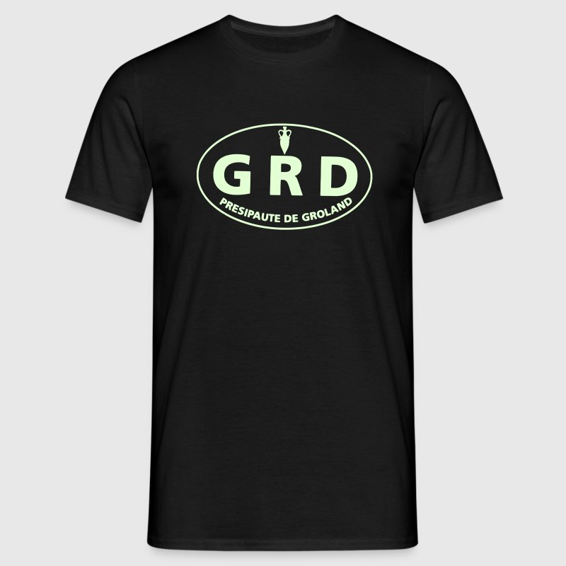 GRD - T-shirt Homme