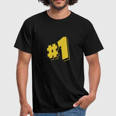 FortniteBR top1 2018 - T-shirt Homme