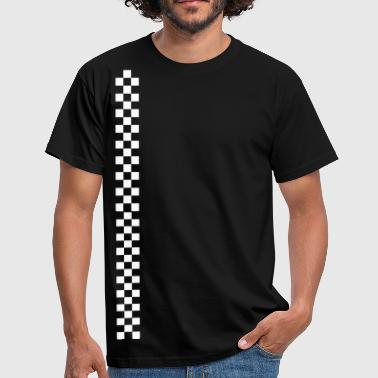 Racing Stripes racing stripes - Men's T-Shirt