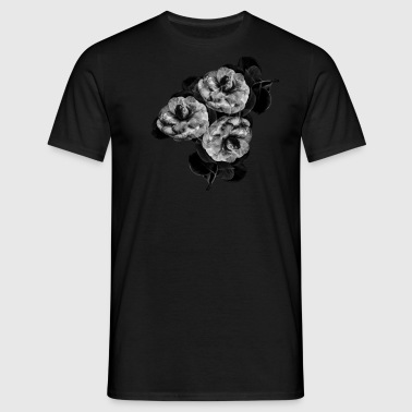 roses 04 no BG - Men's T-Shirt