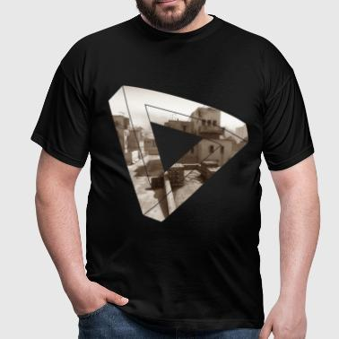 Counter Strike Dust 2 - Männer T-Shirt
