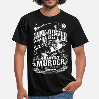 Killer Jack the Ripper - Men's T-Shirt