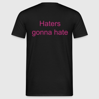 A$AP Skredo HATERS GONNA HATE - T-shirt Homme