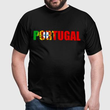 portugal - T-shirt Homme