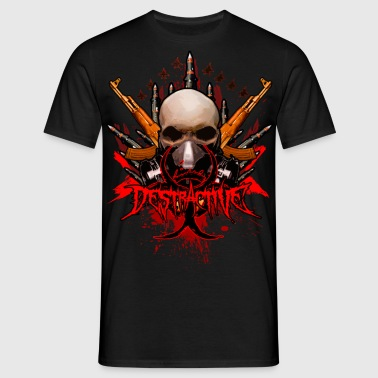 Destractive TS - Men's T-Shirt