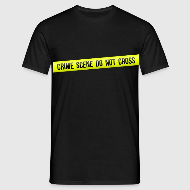 Crime scene do not cross 2 - T-shirt Homme