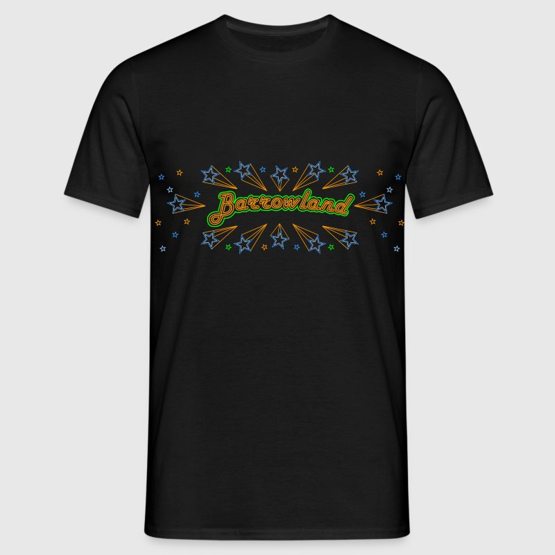 Barrowlands Ballroom Neon SIgn - Men's T-Shirt