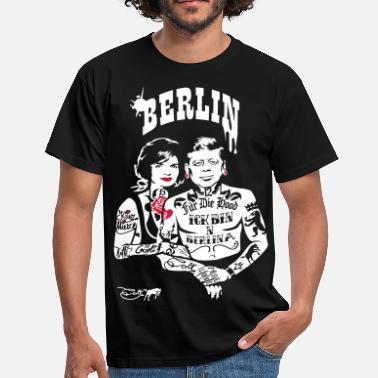 Caption Berlin Caption - Men's T-Shirt