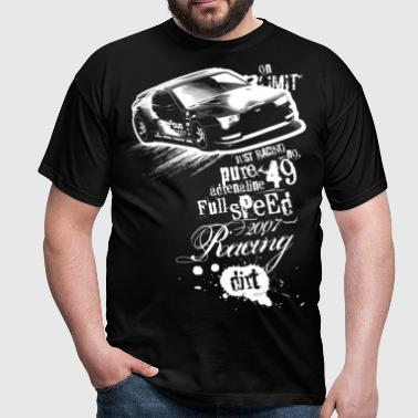 Pure Racing - Männer T-Shirt