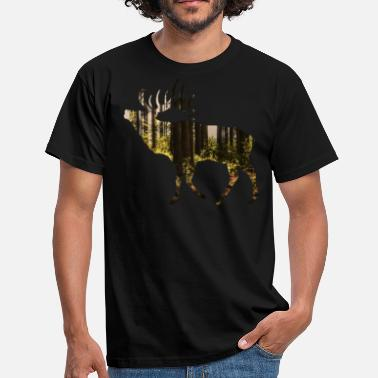 Moose Moose - Men's T-Shirt
