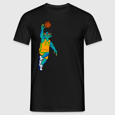 Basketball - T-shirt Homme