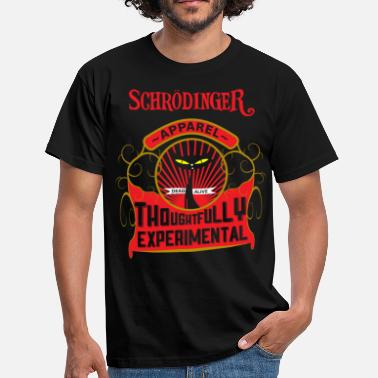 Schrödinger Schrödinger Apparel - Men's T-Shirt