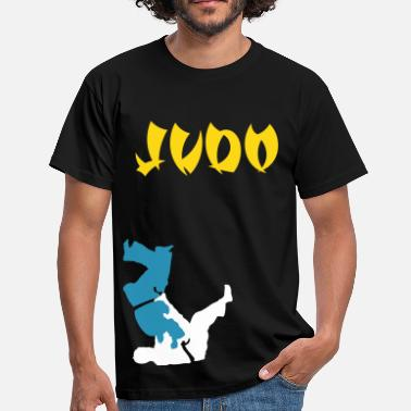 Japan Judo judo - Mannen T-shirt