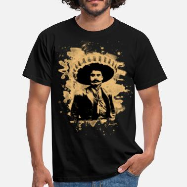 Emiliano Emiliano Zapata - bleached natural - Männer T-Shirt