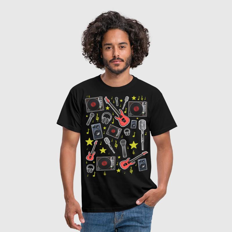 music theme - Men's T-Shirt