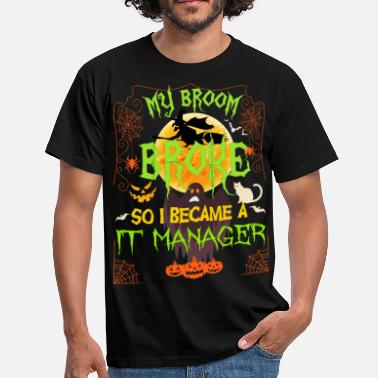 Managers  it manager - Men's T-Shirt
