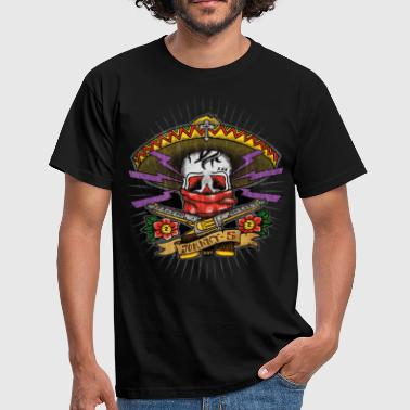 Mexicain desperado - T-shirt Homme