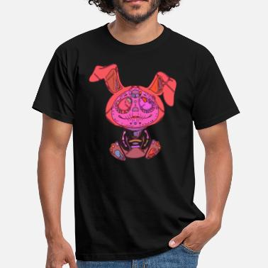 Toter Hase Tag der Toten Hase Tattoo - Männer T-Shirt
