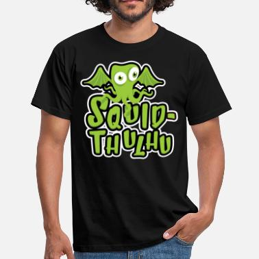 Squid-thulhu - Men's T-Shirt