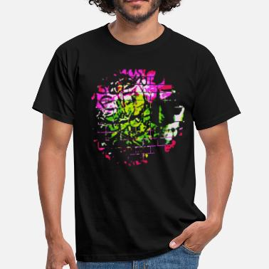Graffiti Character Graffiti - Männer T-Shirt