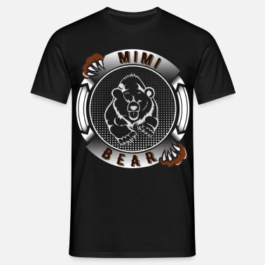 Mimi Bear Mimi Bear - Men's T-Shirt