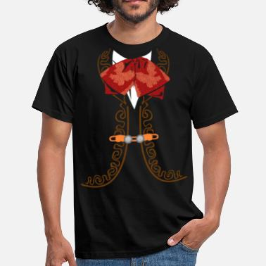 Costume Folklorique Mexique Mariachi costume - T-shirt Homme