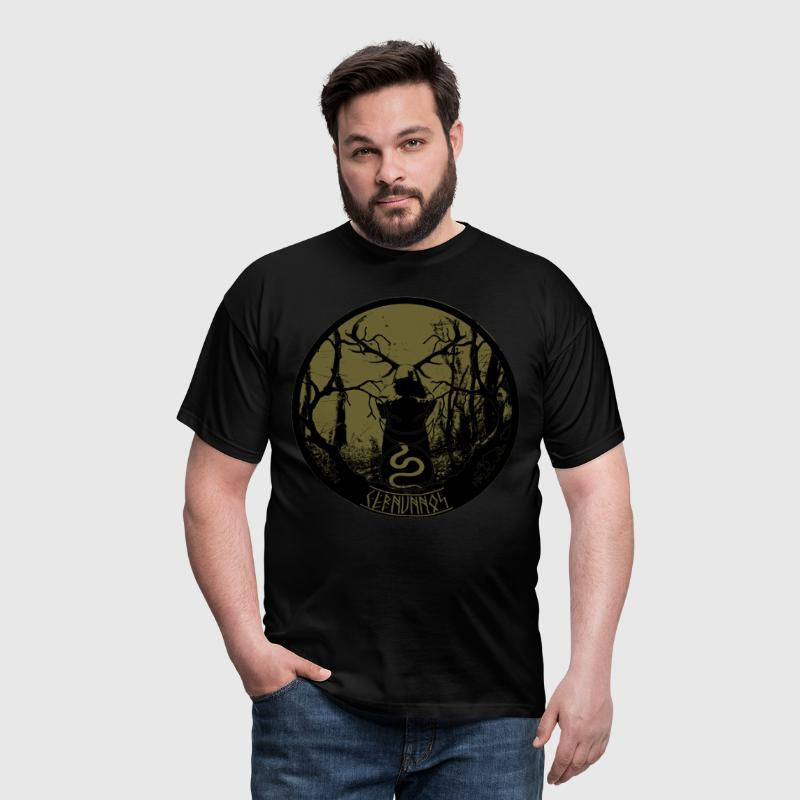 Cernnunnos-Lord of the woods - Men's T-Shirt