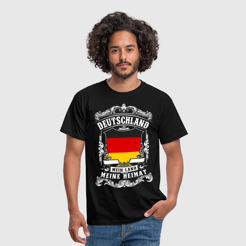 Germany - my country - my home - Men's T-Shirt