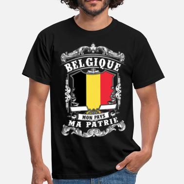Belgique Humour Belgique - Belgique - Belgium - T-shirt Homme