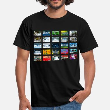 Music Dead Tapes - Men's T-Shirt