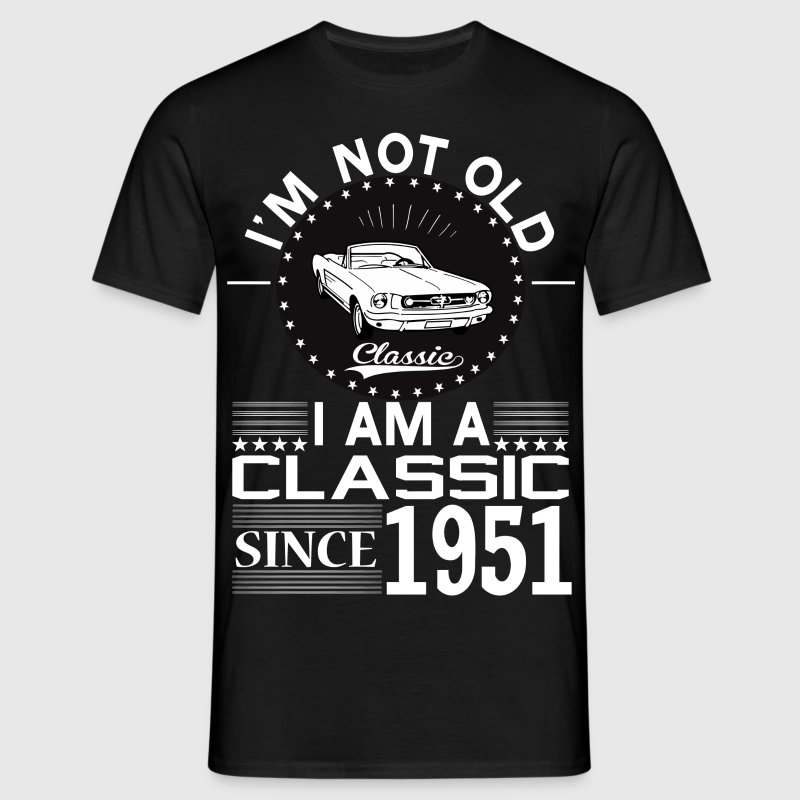 Classic since 1951 - Men's T-Shirt