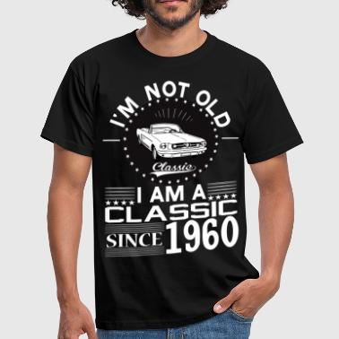 Classic since 1960 - Men's T-Shirt