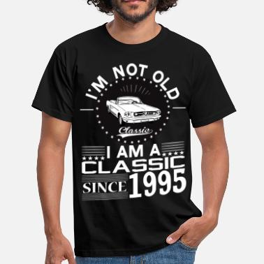 Born In 1995 Classic since 1995 - Men's T-Shirt