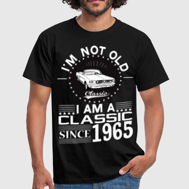 1965 Car Classic since 1965 - Men's T-Shirt