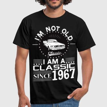 Classic since 1967 - Men's T-Shirt