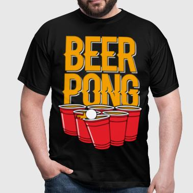 beerpong - T-shirt Homme