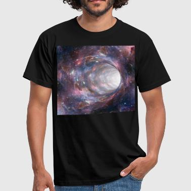 Black Hole Black hole - Men's T-Shirt
