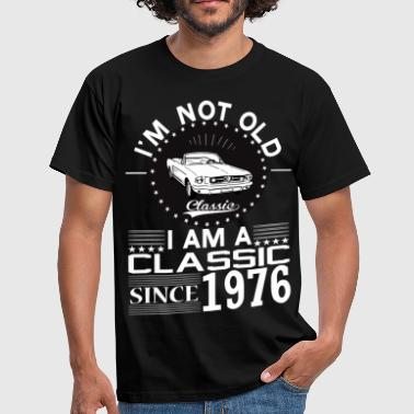 Classic since 1976 - Men's T-Shirt