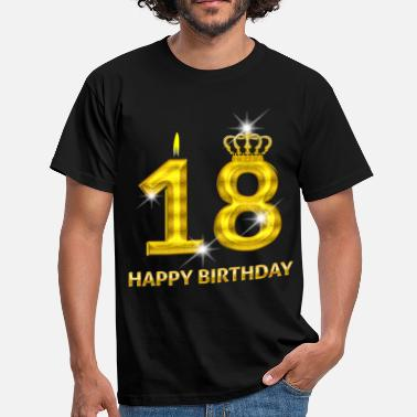 Ordina Online Magliette Con Tema 18 Anni Spreadshirt