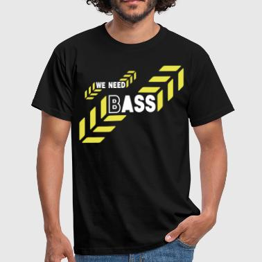 BASS - T-shirt Homme
