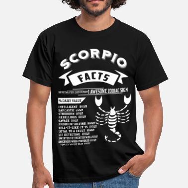 funny scorpio facts