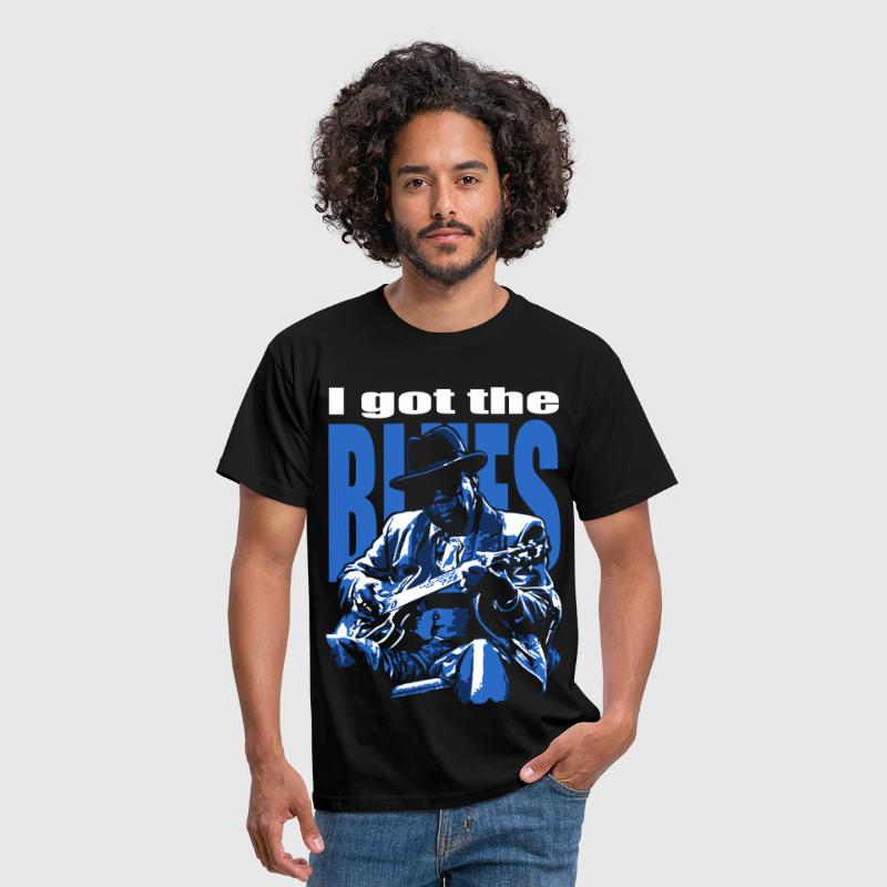 I got the blues - T-shirt Homme