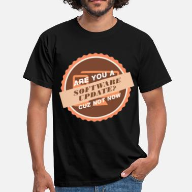 Service Client Funny Service Employee Service clients Support informatique - T-shirt Homme