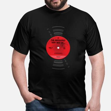 Record Label Record label - Mannen T-shirt