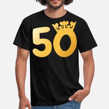 Ordina Online Magliette Con Tema 50 Anni Anniversario Spreadshirt