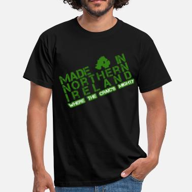 Belfast Made in Northern Ireland - Men's T-Shirt