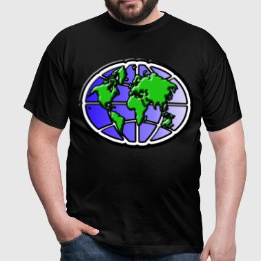 World - T-shirt Homme