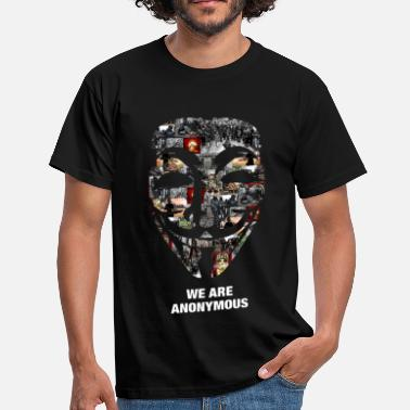 Anonymous anonymous - T-shirt Homme